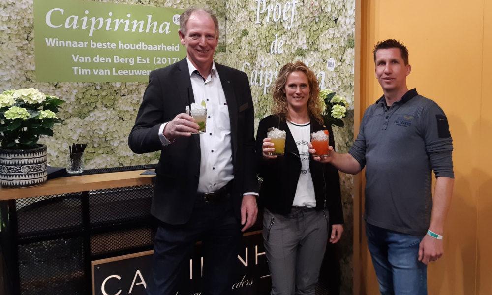 Caipirinha Beste houdbaarheid winnaars